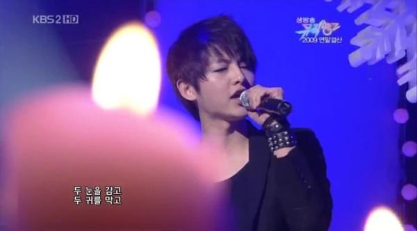 "Resurge un vídeo de Song Joong Ki en el que rapea ""Loner"" de Outsider"