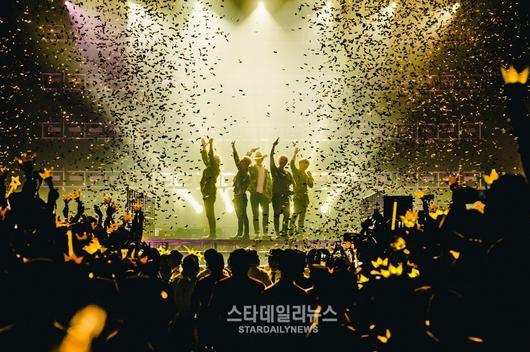 Tres personas son detenidas por estafa en venta de entradas para el concierto de BIGBANG