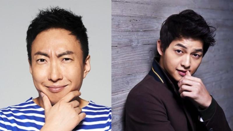 Park Myung Soo alaba la educación y buenas maneras de Song Joong Ki