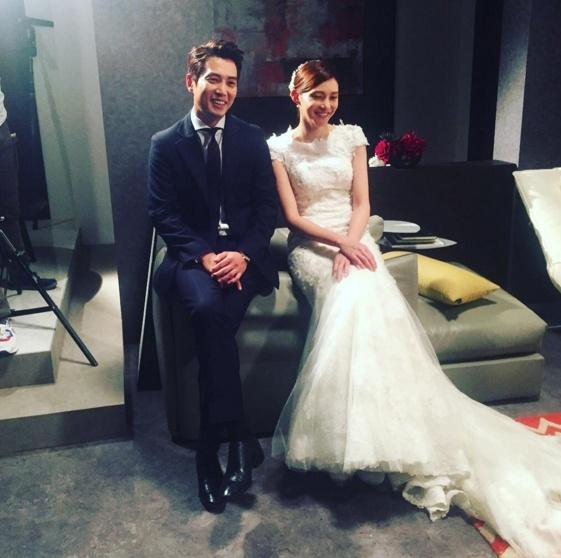 Joo Sang Wook y Cha Ye Ryun estarían saliendo juntos
