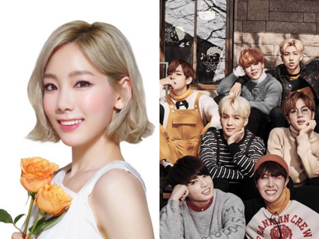 Fuse TV destaca el trabajo de Taeyeon y BTS como los lanzamientos más anticipados del 2016