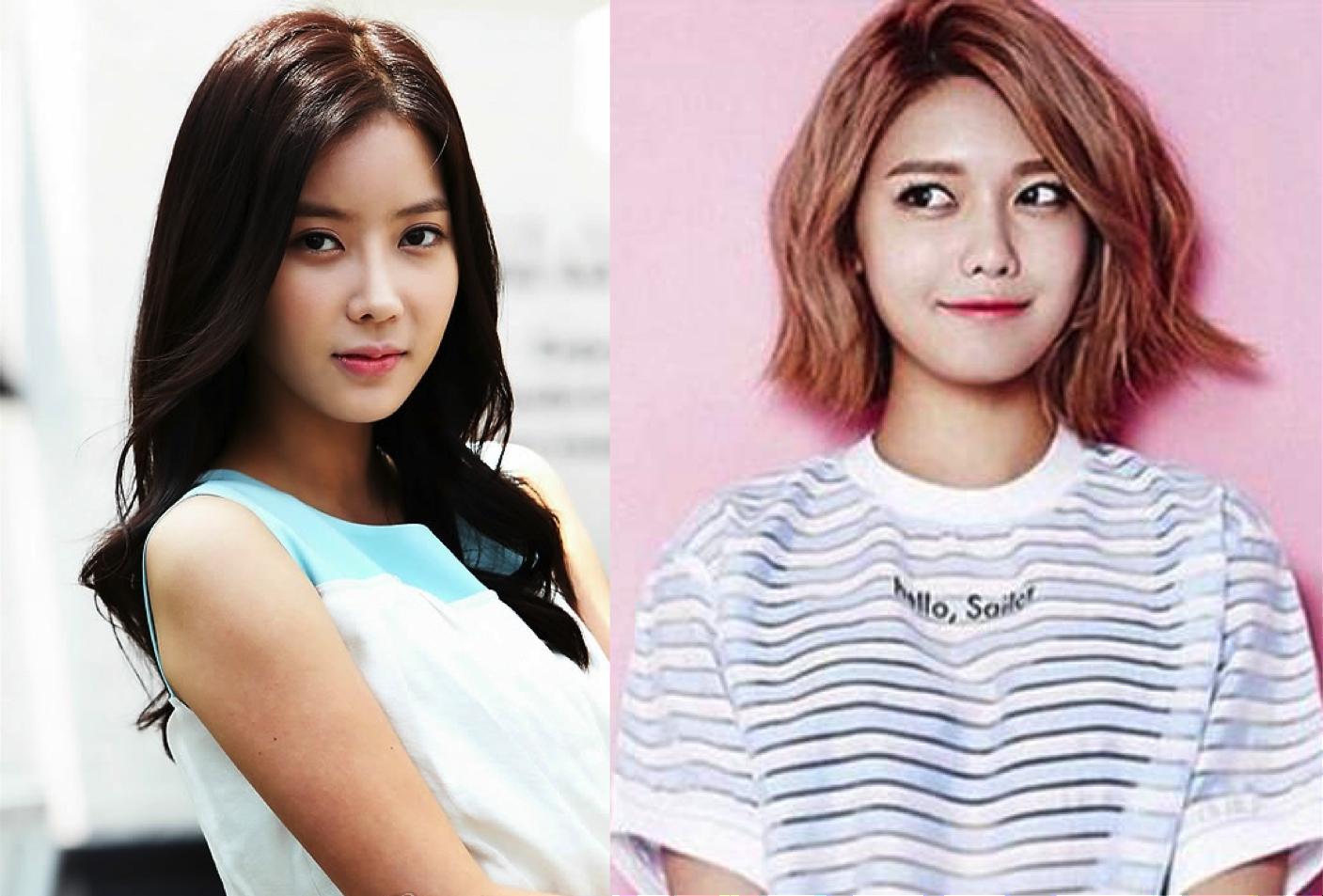 Im Soo Hyang coordina el horario de escuela con su mejor amiga Sooyoung