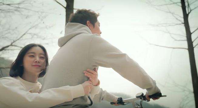 """Bernard Park y Hyerim de Wonder Girls son la pareja más linda en el MV de """"With You"""""""
