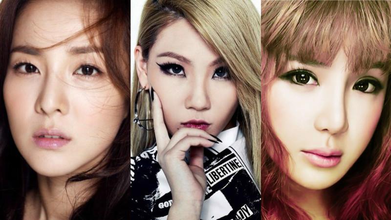 El futuro de 2NE1 como un grupo de 3 integrantes