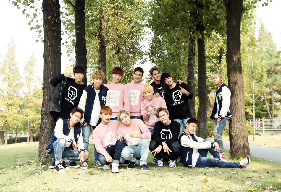SEVENTEEN se encarga de la producción de su álbum de comeback