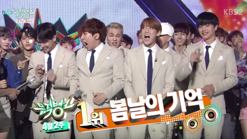 "BTOB consigue su tercera victoria para ""Remember That"" en ""Music Bank"", actuaciones de CNBLUE, GOT7, Davichi y más"