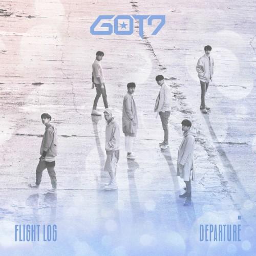 """GOT7 llega a lo más alto de las listas musicales de Gaon y Hanteo con el álbum """"Flight Log: Departure"""""""