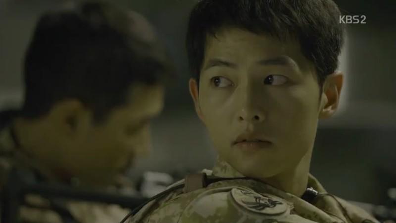 """""""Descendants of the Sun"""" muestra pequeñas diferencias en la versión china del drama"""