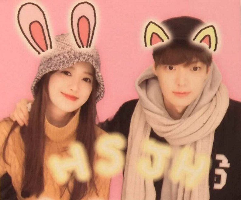 El recién comprometido Ahn Jae Hyun comparte una adorable foto junto a Ku Hye Sun