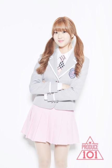 """La trainee de """"Produce 101″ Han Hyeri es muy solicitada por los anunciantes"""