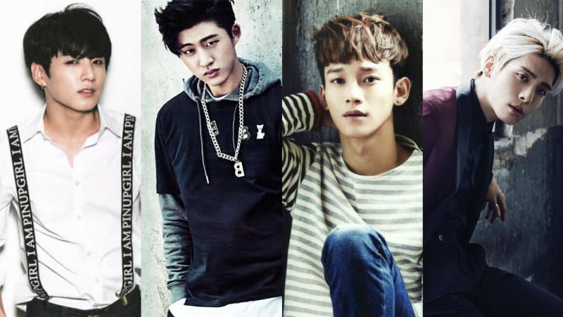 Estereotipos sanguíneos según los Idols del K-Pop