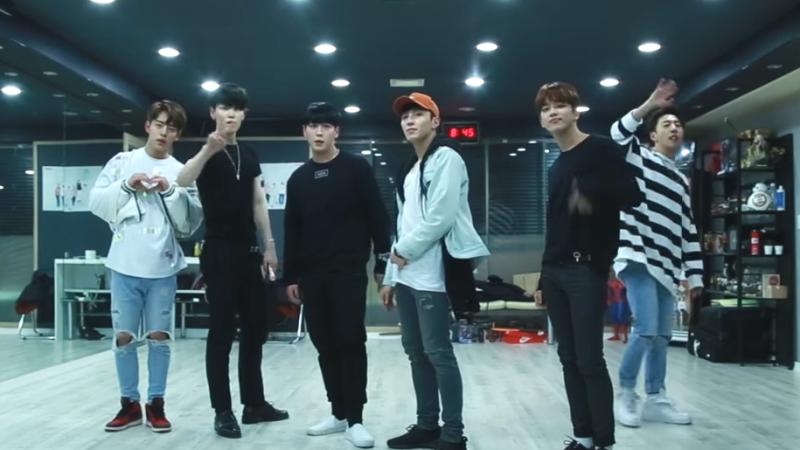 "B.A.P libera nuevo video de su práctica de baile para ""Feel So Good"""