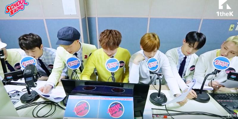 """BTOB hace visita sorpresa a una preparatoria en """"School Radio"""""""