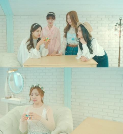"Berry Good publica vídeo teaser para ""Angel"""