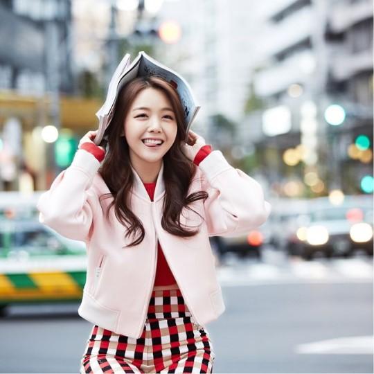 Minah de Girl's Day protagoniza su primer drama como personaje opuesto a Namgoong Min