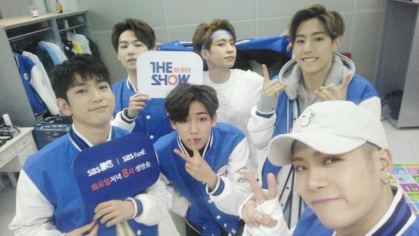 """CNBLUE obtiene victoria en """"The Show"""", presentaciones de GOT7, MAMAMOO y más"""