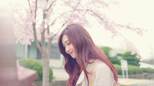 """[Actualizado] Jung Eun Ji de A Pink es tan bella como las flores de cerezo en MV teaser para """"Hopefully Sky"""""""