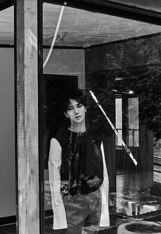 Yesung de Super Junior es un cantante-compositor para su primer álbum como solista