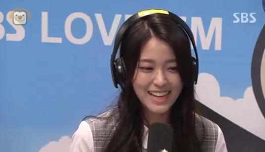 Seolhyun de AOA revela qué cualidad aprecia en un hombre