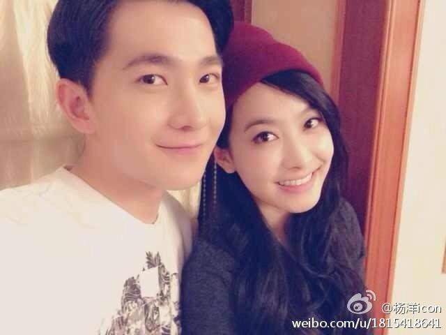 Se reporta que Victoria de f(x) está saliendo con el actor chino Yang Yang