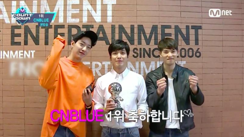 """CNBLUE obtiene su 3era victoria con """"You're So Fine"""" en """"M!Countdown"""", presentaciones del KCON Japan de 2PM, WINNER y más"""