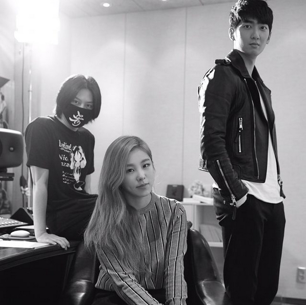 """Heechul de Super Junior, Wheein de MAMAMOO y Kim Jung Mo de TRAX lanzan MV de """"Narcissus"""""""