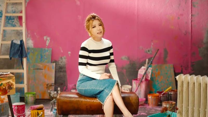 "JeA de Brown Eyed Girls libera MV para ""Bad Girl"" con Jung Yeop"
