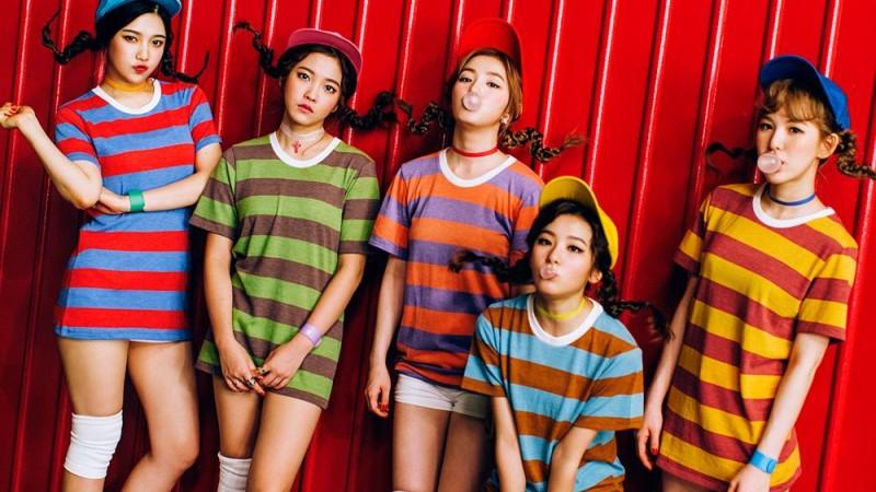 "Red Velvet aparece en el final de ""Descendants of the Sun"""
