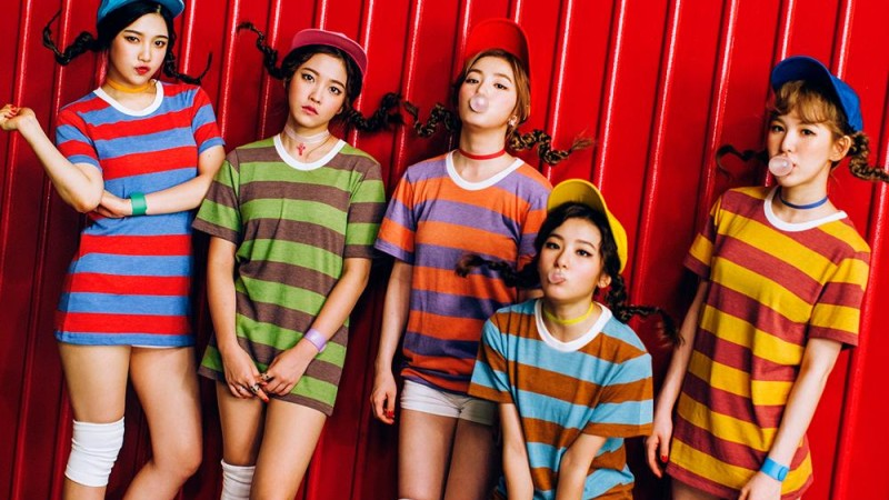"Red Velvet aparece en el final de ""Descendants of the Sun"""