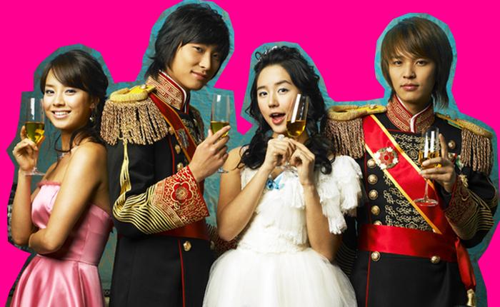 """Aquí tienen al reparto principal de """"Goong"""": antes y ahora"""