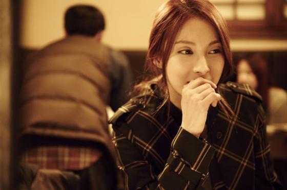 Park Gyuri habla de su escena de beso con Kim Jae Wook