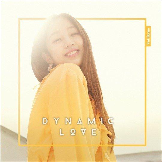 """Park Boram revela MV para """"Dynamic Love"""""""