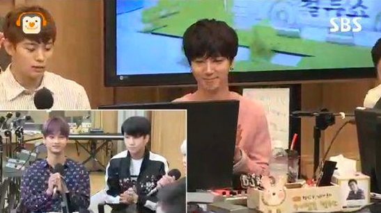 """Yesung habla sobre su debut en solitario en """"Cultwo Show"""""""