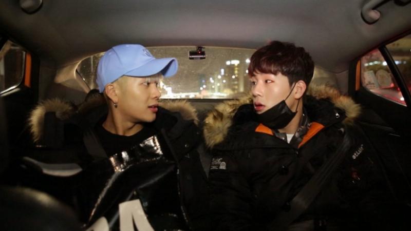 """Jackson de GOT7 y Jooheon de MONSTA X discuten por todo en """"Celebrity Bromance"""""""