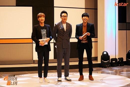 """El nuevo programa de variedades """"Reform"""" dice que Kwanghee será el siguiente ícono de la moda"""