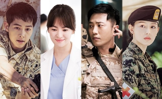 """KBS habla de los planes para una posible segunda temporada de """"Descendants of the Sun"""" en 2017"""