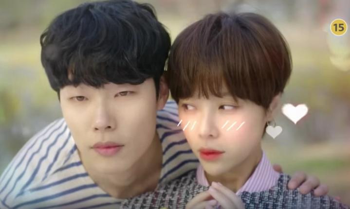 """Hwang Jung Eum y Ryu Jun Yeol muestran una dulce química en nuevo teaser de """"Lucky Romance"""""""