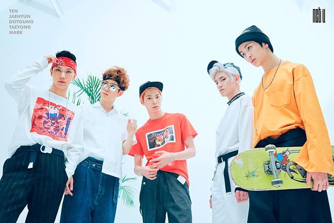 NCT U ya compite por el No.1 en programa musical, agradecen a los fans y compañeros de SM