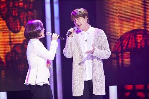 Kyuhyun de Super Junior cumple su deseo de toda la vida en el escenario
