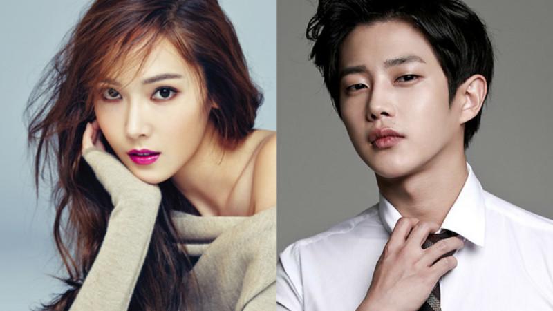 """Jessica y el actor de """"Descendants of the Sun"""", Kim Min Suk, aparecerán en """"Radio Star"""""""