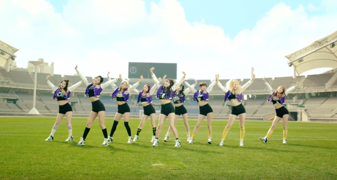 El MV del comeback de TWICE alcanza 1 millón de reproducciones en menos de un día