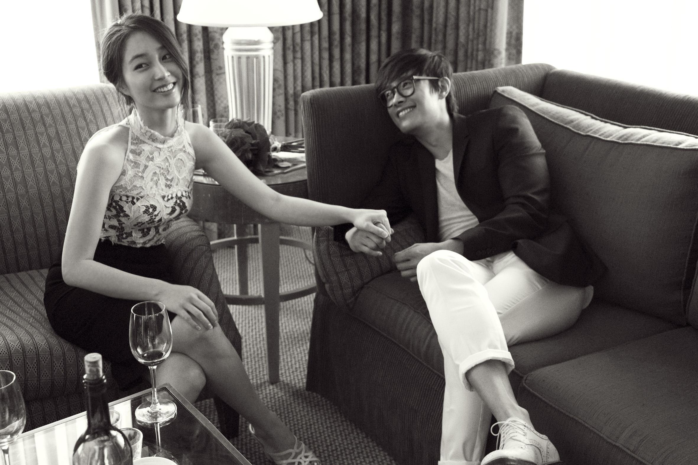 Lee Byung Hun y Lee Min Jung celebran el primer cumpleaños de su hijo con fiesta llena de celebridades