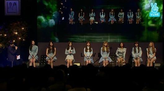 Lovelyz comparte sus preocupaciones sobre su nuevo concepto en mini-concierto de regreso