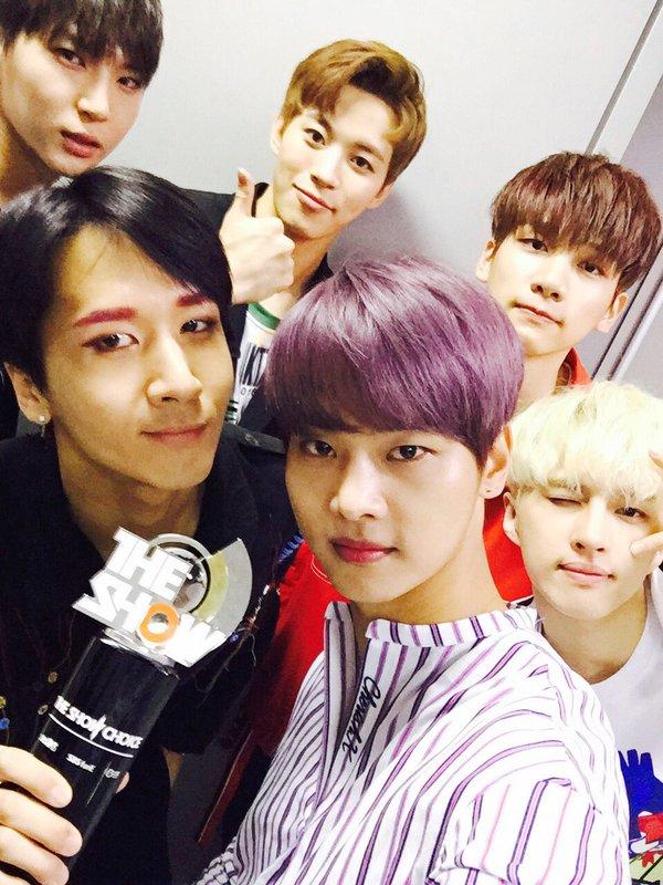 """VIXX se lleva su 1era victoria con """"Dynamite"""" en """"The Show"""", presentaciones de Yesung, UP10TION y más"""