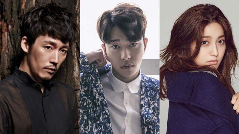 Jang Hyuk, Yoon Hyun Min y Park Se Young confirmados para nuevo drama de medicina