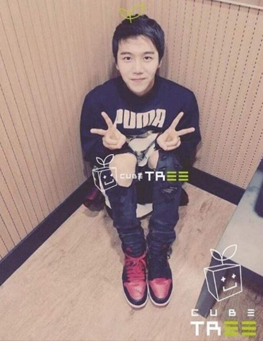 El ex-integrante de SM the Ballad, Jino, debutará en el nuevo grupo de Cube Pentagon