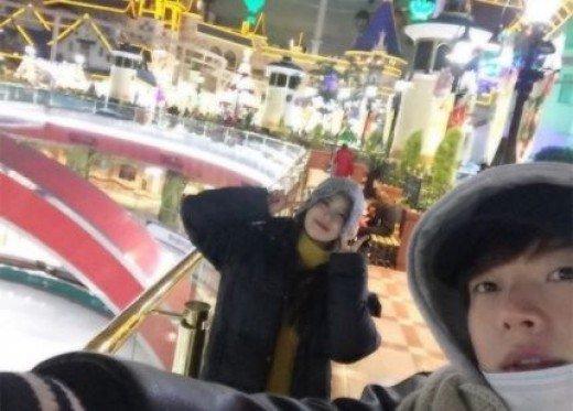 Ahn Jae Hyun comparte foto de su cita con Ku Hye Sun