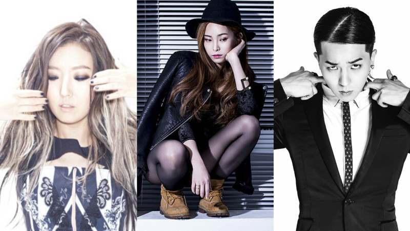 """Jung In, Heize y Song Mino sorprenden a la audiencia en el concierto especial de """"Show Me The Money 5"""""""