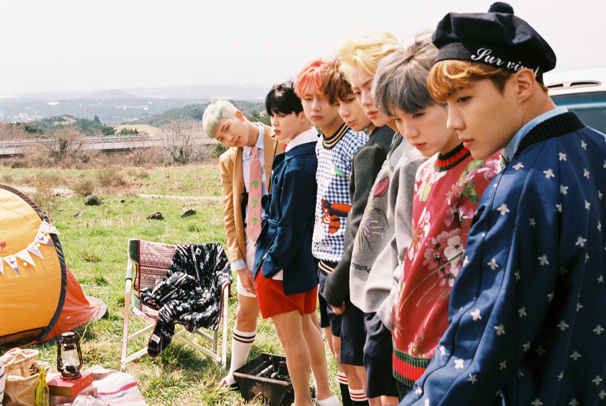 El nuevo álbum de BTS sobre pasa los 300.000 preorders en menos de una semana