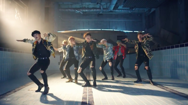 "BTS lanza video teaser para el MV de ""Fire"""